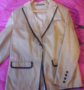 Пиджак от бон при