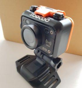 Экшен камера Sooсoo S70 Wi-Fi