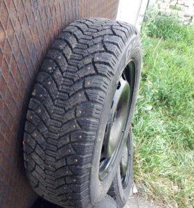 Резина зимняя на форд