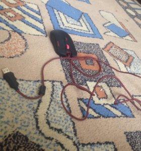 Игровая мышь smartbuy