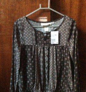 Блуза новая H&M для девочки