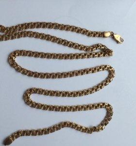 Золото цепь