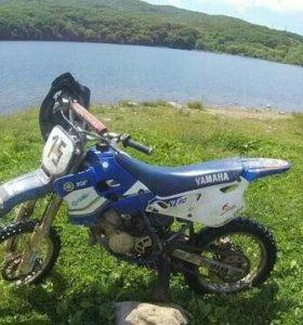 Продам кроссовый мотоцикл Yamaha YZ 80