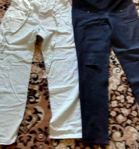 2 бондажа и брюки для беременных