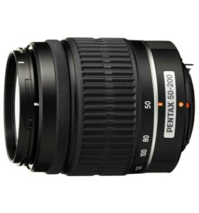 Pentax SMC DAL 1:4-5.6 50-200mm ED