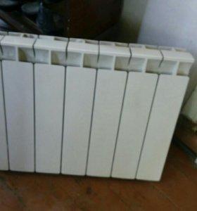 Радиатор алюминиевый 350