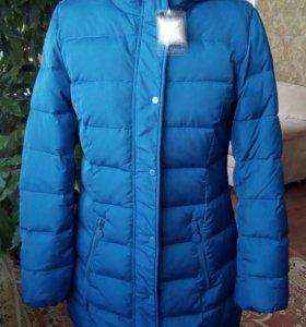 Новая зимняя куртка для девочки