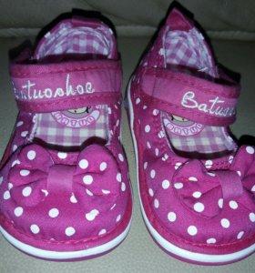 Туфли детские 13 размер
