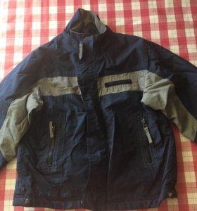 куртка для мальчика рост 116