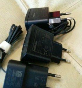 Зарядные устройства для Nokia