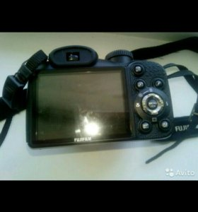 Fujifilm S 2960 Black Цифровой фотоаппарат с ультр