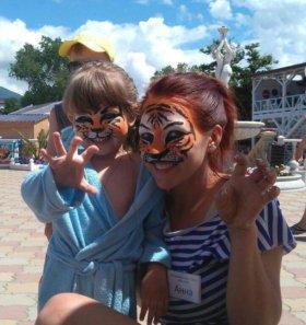 Детский аквагрим на ваш праздник