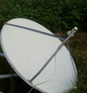 Спутниковая тарелка диаметр 120 см