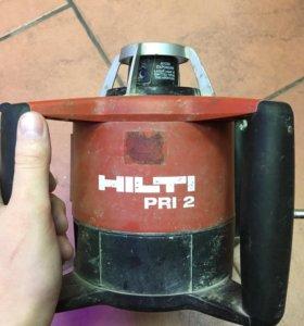 Лазерный уровень Hilti PRI 2