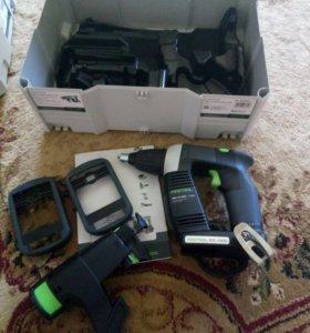 Festool Аккумуляторный шуруповёрт DWC 18-4500 Li-B