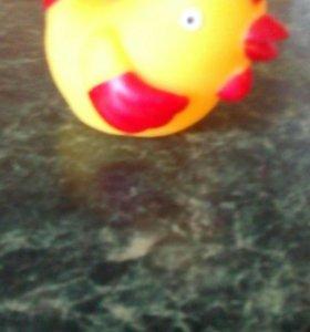 игрушка курица