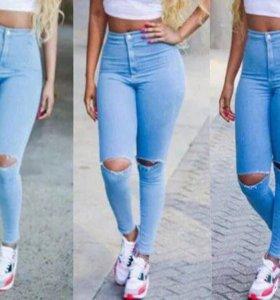 Новые джинсы D&G