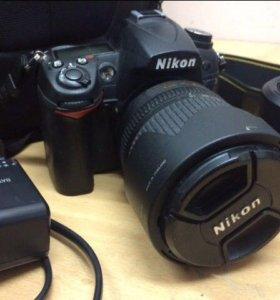 Nikon D7000, kit 18-105