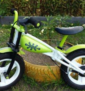 Беговел (с функцией велосипед)