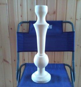 Лампа деревянная (заготовка). Сделай сам.