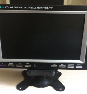 """HFK-700C 7.8"""" Color Wide LCD"""