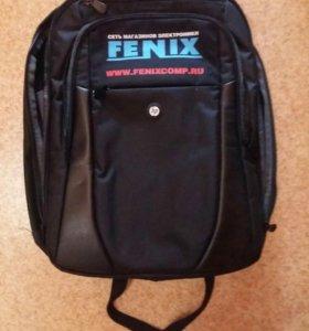 Рюкзак - сумка для ноутбука
