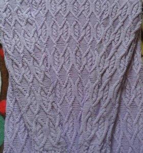 Платье вязаное(новое)