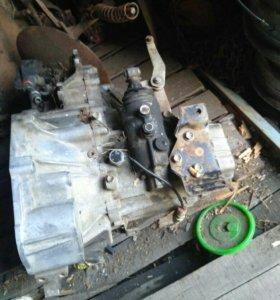 Кпп 5 ступенчатая на двигатель 1s