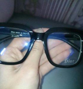 Брендовые имидж.очки