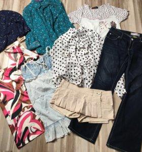 Пакет вещей (Adidas, Relish, SP) 46-48р.