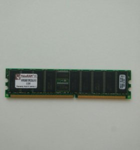 DDR 400 мгц Kingston 512 мб
