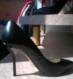 туфли 37 размер Paolo Gonte
