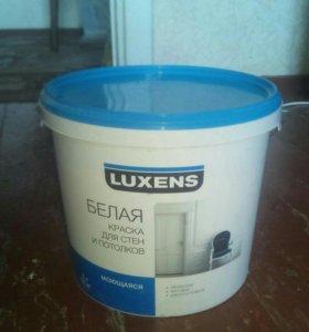 Краска водно- дисперсионная Luxens