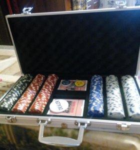 Комплект для игры в покер