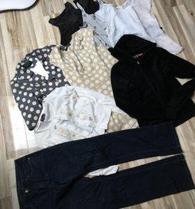 Пакет вещей 2(Esprit, Juicy Couture, Yumi) р44-46