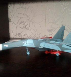 Сборные модели самолетов..