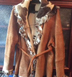 Куртка - дубленка