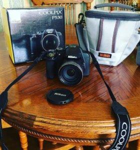 Цифровой фотоаппарат Nikon coolpix P530