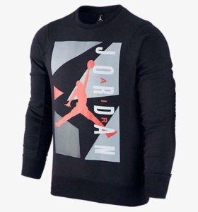 Nike Air Jordan Block Fleece Crew