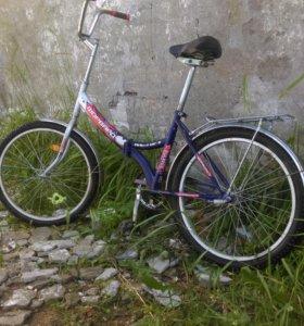 Велосипед FORWARD (складной)