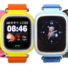 GPS часы для детей и взрослых