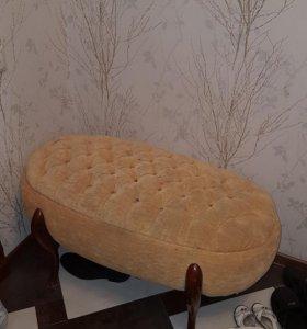 Мягкое кресло в коридор и в спальню