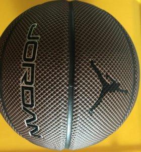 Новый мяч Джордан
