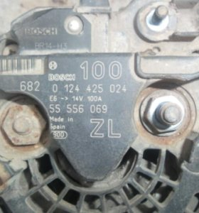 Генератор Opel Astra H/G