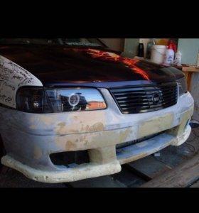 Продам Акпп Nissan sunny b15, 2000год