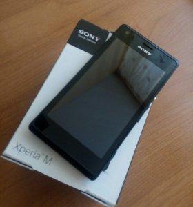 Sony Xperia M C1905 Black