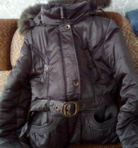 Куртка зимняя, размер 42-44