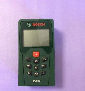 Лазерный дальномер Bosch PLR 25