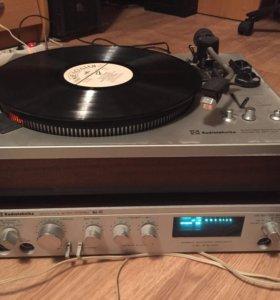 Усилитель Radiotechnika У-101 стерео hi-fi