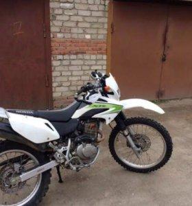 Мотоцикл XR